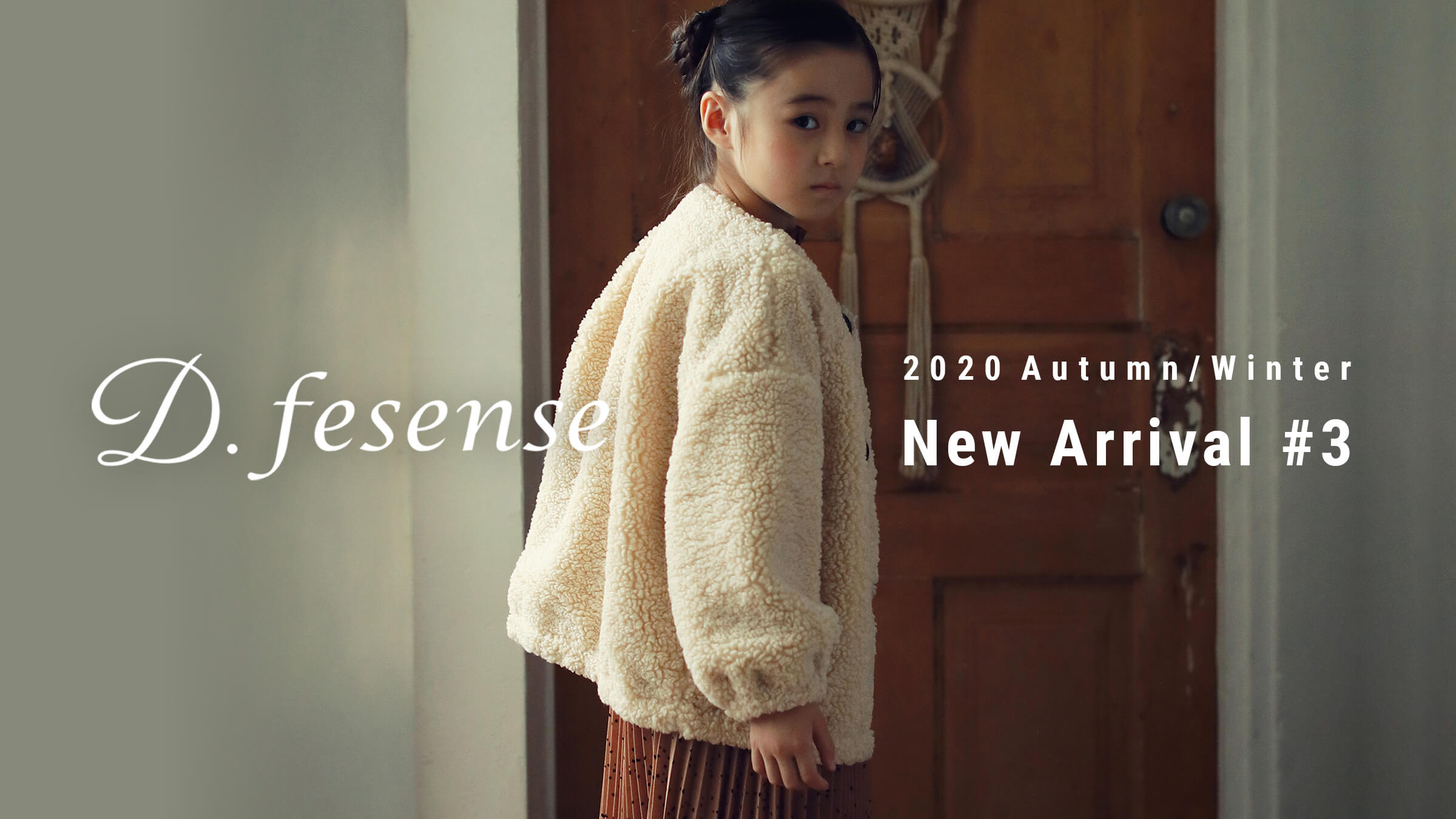 D.fesense Autumn Winter 2020
